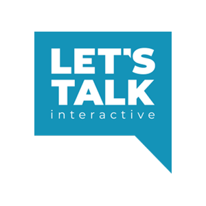 Let's Talk Interactive Logo